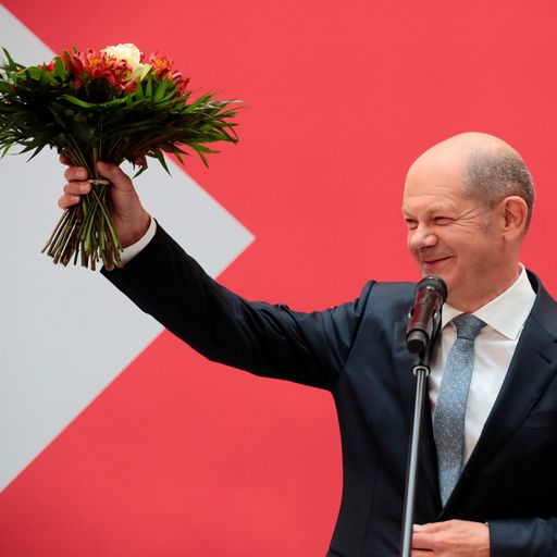 Who is Olaf Scholz?