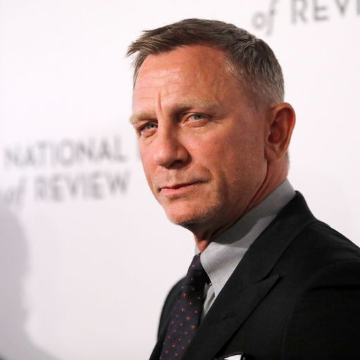 Craig is glad James Bond producers 'held their nerve' over No Time To Die cinema release