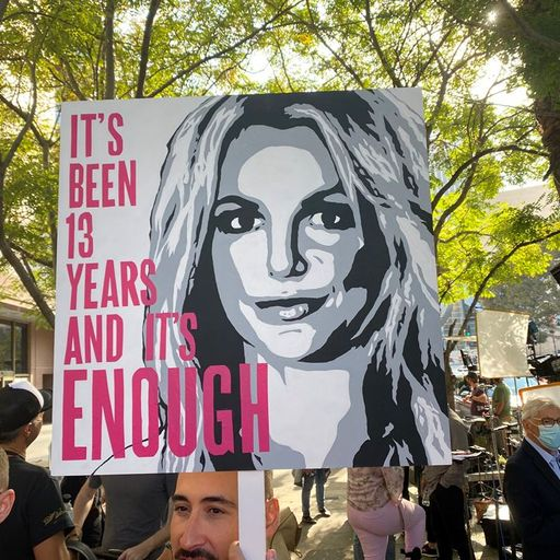 'A monumental day': Milestone reached for #FreeBritney