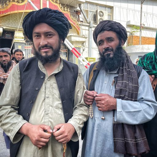 Taliban fighters claim they 'have changed' and Afghanistan now 'safest country in the world'
