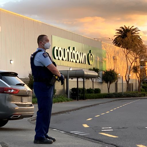 NZ terror suspect thought to have tried to travel to Syria