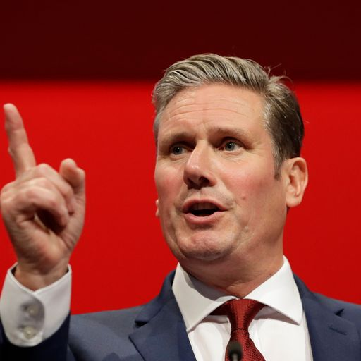 Starmer sets out post-pandemic vision in 11,500-word essay