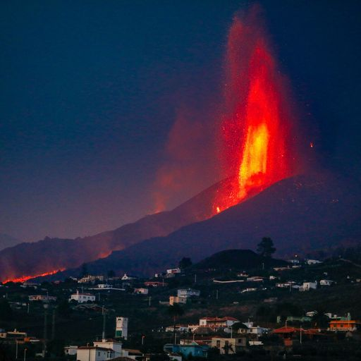 Eyewitness: Weeping for those who've lost everything in the La Palma erruption