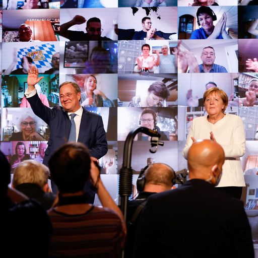 Analysis: Election without Merkel a cultural moment