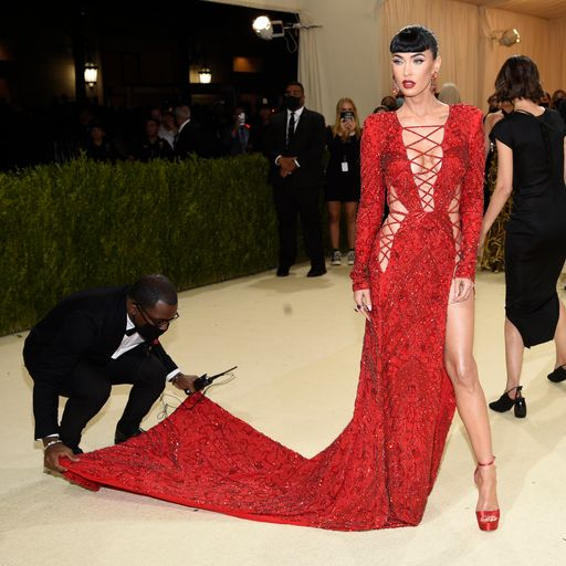 Met Gala: The best weird and wonderful fashion as celebs return to red carpet
