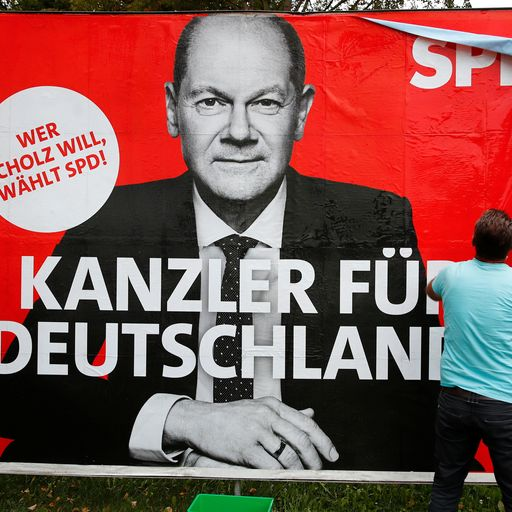 Olaf Scholz: The man likely to replace Angela Merkel