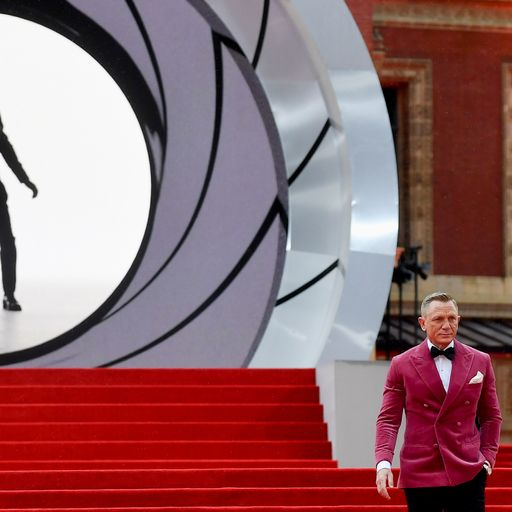 'Genre-bending' Bond film is 'relentless' but worth the wait