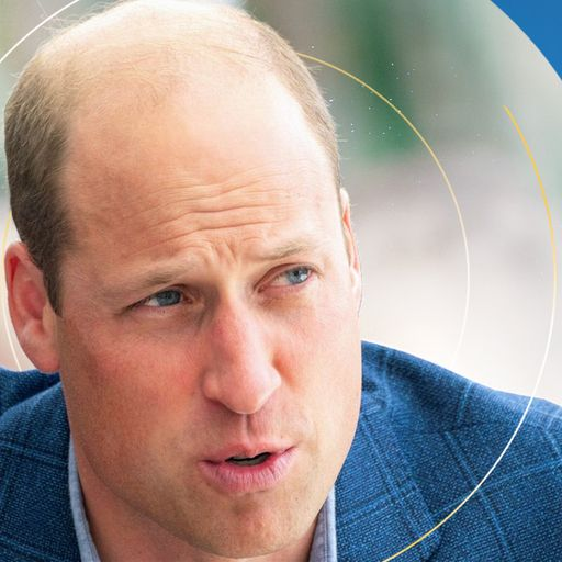 Prince William and former New York City mayor Michael Bloomberg team up on Earthshot Prize