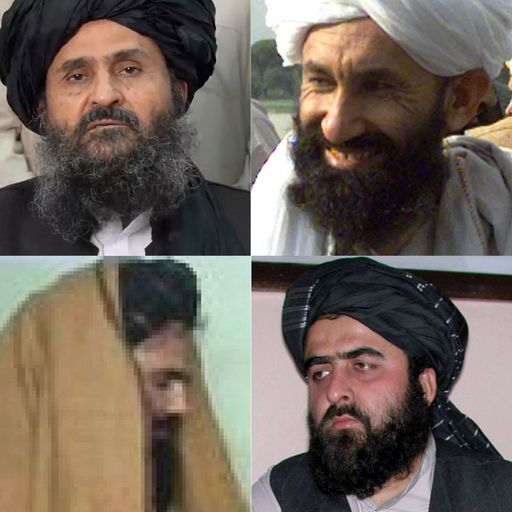 Who's who in the new Taliban government?