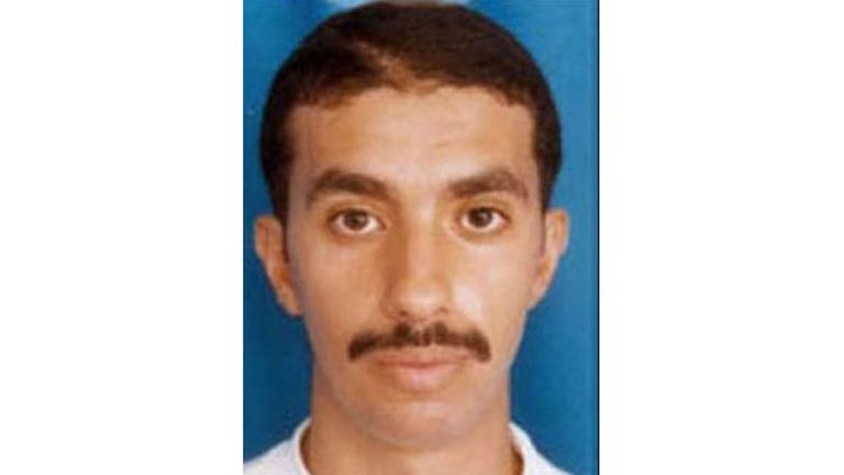 9/11 terrorists  - United Airlines Flight 93 Ahmad al Haznawi Ahmed  al Haznawi