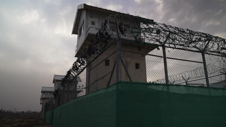 The Taliban freed prisoners when they took over Bagram airbase
