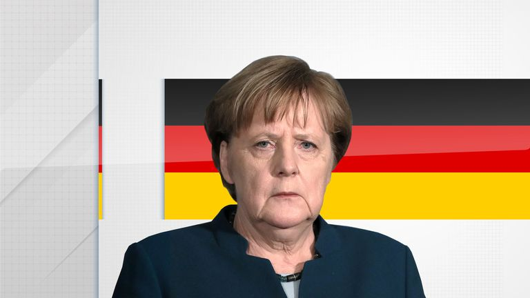 Angela Merkel graphic - only to be use for the legacy Shorthand
