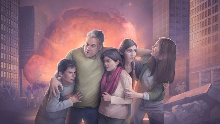Armageddon, according to Jehovah's Witnesses
