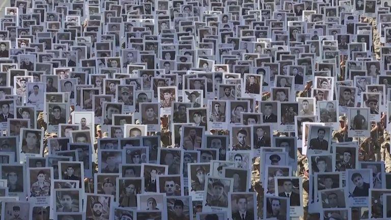 Armenia, Azerbaijan mark 1st anniversary of Karabakh war