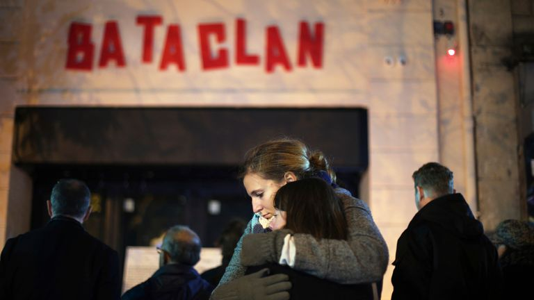 The Bataclan attack trial is due to get underway