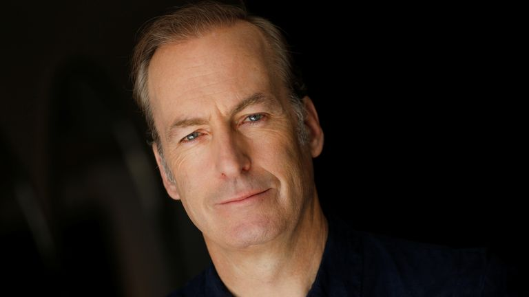 """Bob Odenkirk, 58, was taken to hospital by ambulance after he collapsed on the set of the show in July, later telling fans he suffered a """"small"""" heart attack"""