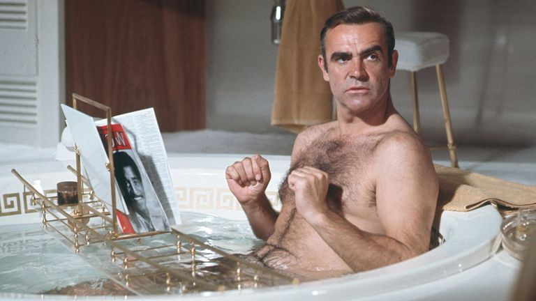 Diamonds Are Forever - 1971 Sean Connery
