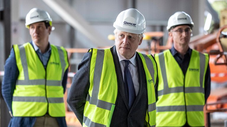 Up to 660,000 jobs are at risk unless Boris Johnson speeds up green investment, the TUC warns