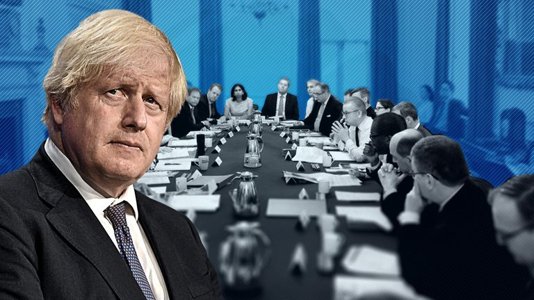 Boris Johnson is expected to reshuffle his cabinet