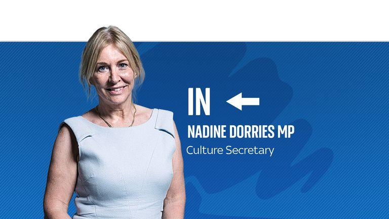 Nadine Dorries