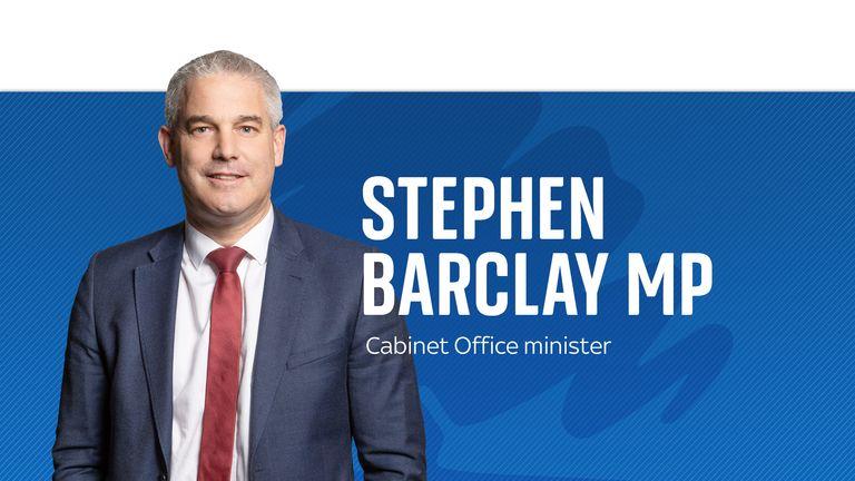 Stephen Barclay