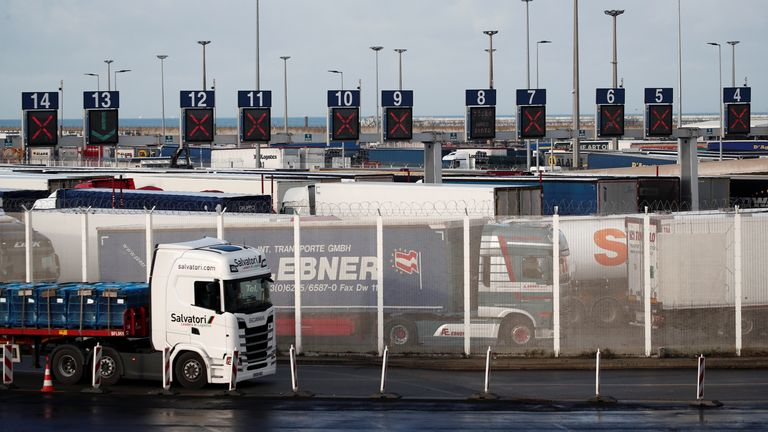 Changes to requirements needed for food coming into the UK from the EU have been delayed