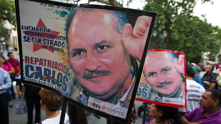 Carlos the Jackal was found guilty in 2017 over a grenade attack in 1974