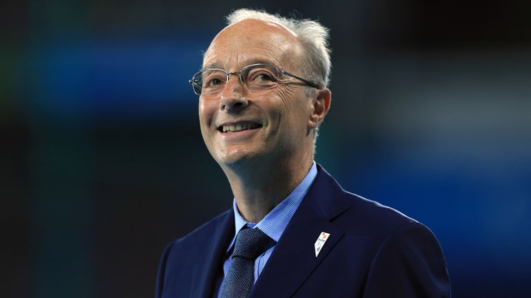 Channel 4 chairman Charles Gurassa during the second day of the 2016 Rio Paralympic Games in Rio de Janeiro, Brazil. PRESS ASSOCIATION Photo. Picture date: Friday September 9, 2016. Photo credit should read: Adam Davy/PA Wire. EDITORIAL USE ONLY
