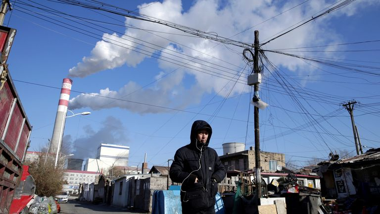 China has currently pledged to deliver net-zero before 2060 but has not specified a date