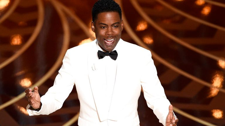 Chris Rock has tested positive for COVID-19