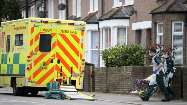 While the pandemic gripped the nation, at least 70,602 excess deaths in homes were registered between 7 March, 2020 and 17 September, 2021 across England and Wales
