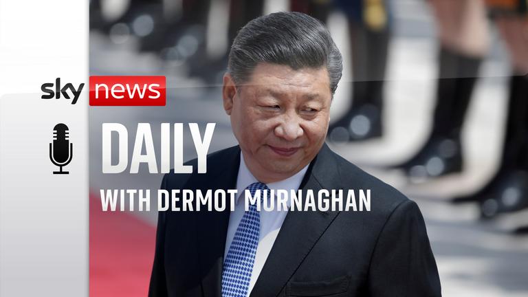 Chinese President Xi Jinping. REUTERS/Jason Lee//File Photo