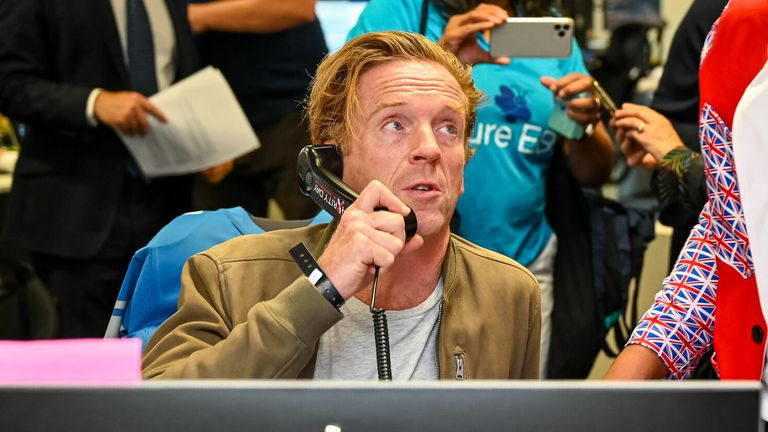 A-list celebrities to commemorate 20 years since 9/11 by raising millions at BGC Charity Day  London, September 2021: To commemorate BGC's 658 colleagues and the 61 Eurobrokers employees who lost their lives in the World Trade Center attacks on 9/11, BGC Charity Day returns today to raise millions of pounds for charity. •Damian Lewis, ambassador for Cure EB and Sir Hubert von Herkomer Foundation