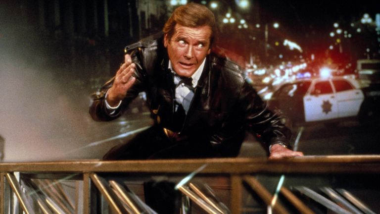 A View To A Kill - 1985 Roger Moore  1985