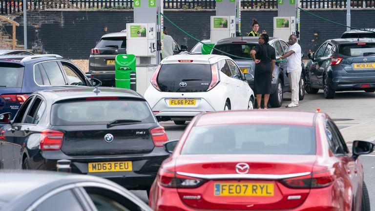 Fuel crisis