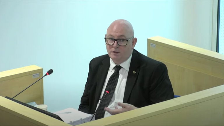 Gerard Blezard, director of operations at North West Ambulance Service (NWAS),is the most senior officer to give evidence in the inquiry so far