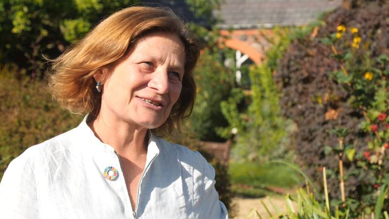 Harriet Lamb is the CEO of climate charity Ashden