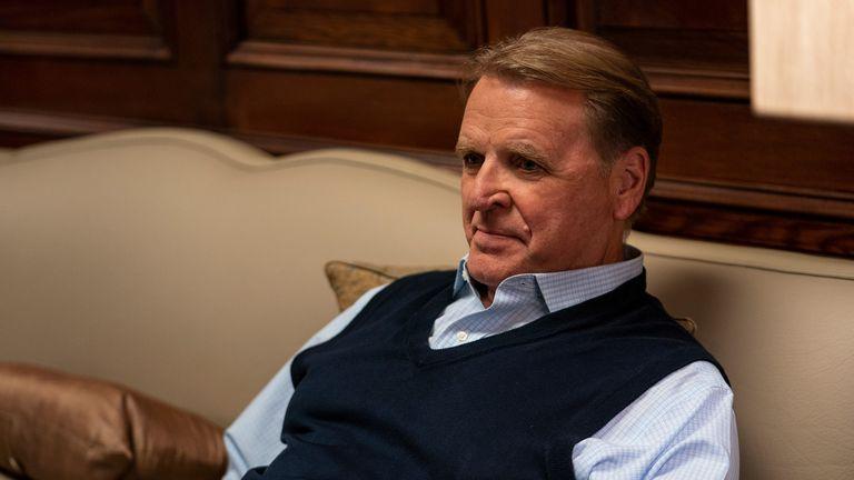 David Rasche in Succession season two. Pic: HBO