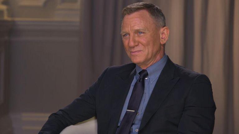 Daniel Craig: 'I've never regretted being James Bond'
