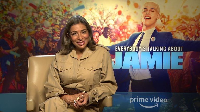 Shobna Gulati said that the diversity in this film is something that is truly worth celebrating.