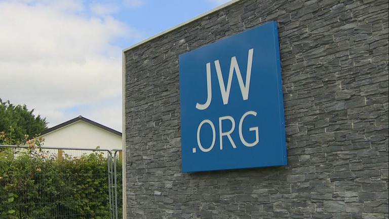 Jehovah's Witnesses HQ in Chelmsford, Essex