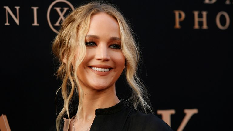 Jennifer Lawrence is best known for her role in the Hunger Games movies and Silver Linings Playbook, for which she won best actress as the Oscars in 2012