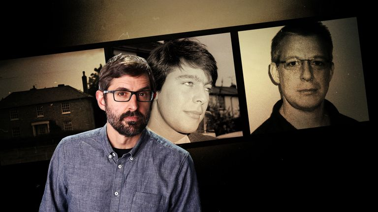 Louis Theroux's latest project re-examines the White House Farm murders and convicted killer Jeremy Bamber