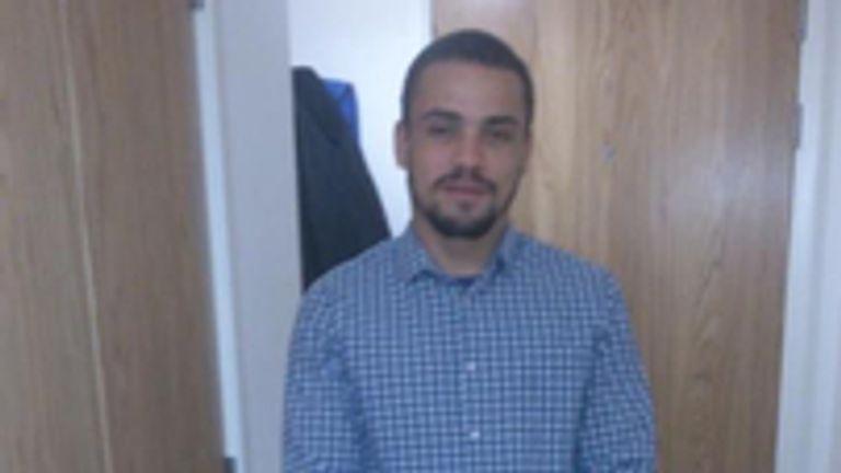 Jermaine Baker, 28, from Tottenham, north London
