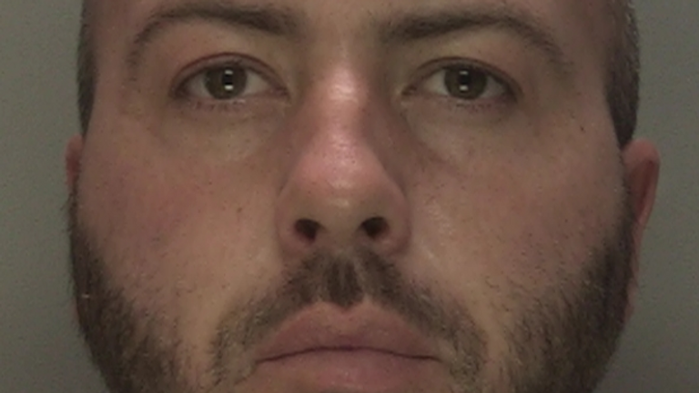 33-year-old Jonathan Houseman has been jailed for life with a minimum term of 40 years. Pic: West Midlands Police