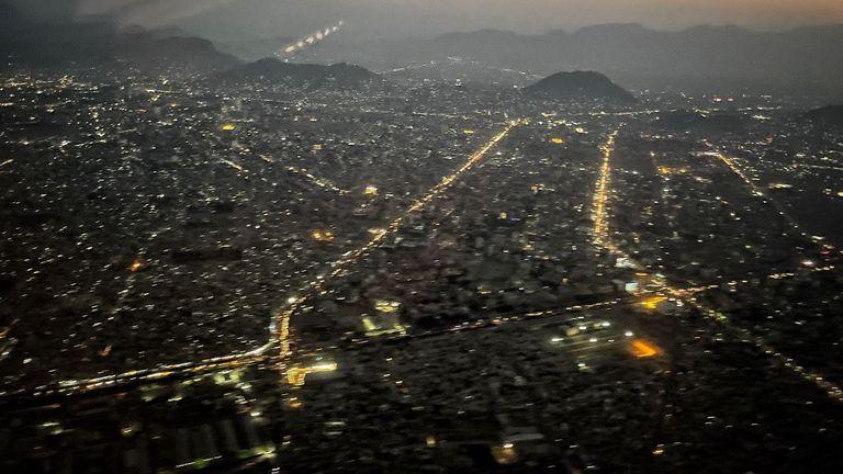 Leaving Kabul