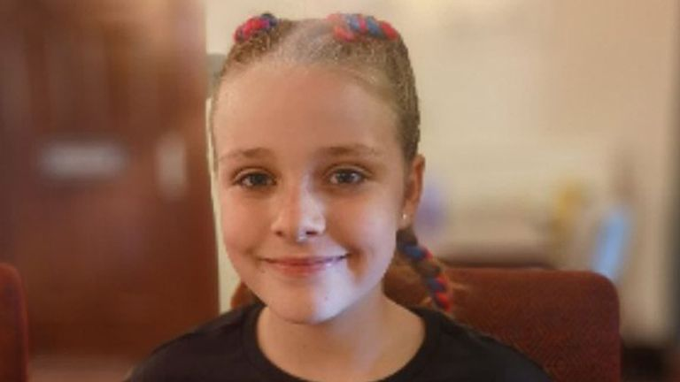Lacey Bennett was one of the three children killed at the house in Killamarsh