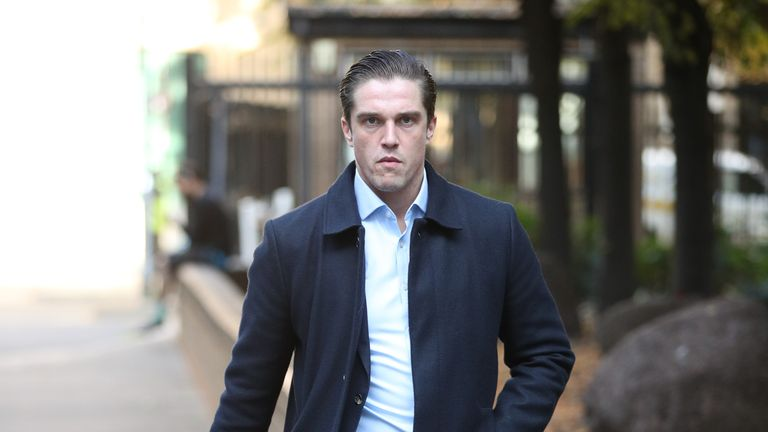 Bloor is charged, along with six others, with conspiracy to defraud