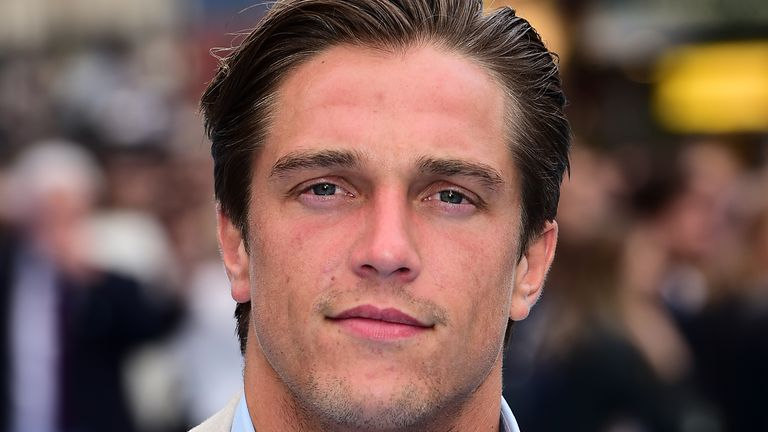 Lewis Bloor attending the Entourage UK Film Premiere held at Vue West End, 3 Cranbourn Street, Leicester Square, London. PRESS ASSOCIATION Photo. Picture date: Tuesday June 9, 2015. Photo credit should read: Ian West/PA Wire