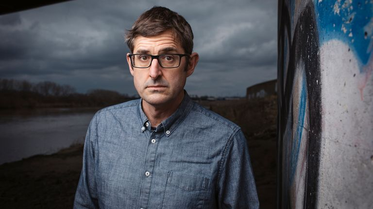 Louis Theroux is the executive producer of The Bambers: Murder At The Farm. Pic: Freddie Claire